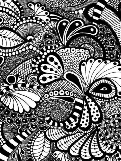Beautiful Beds by 40 More Zentangle Patterns To Practice With Bored Art