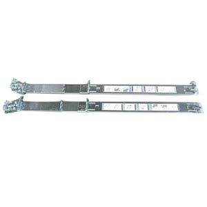 dell readyrails 1u static rails for 2/4 post racks | dell uk