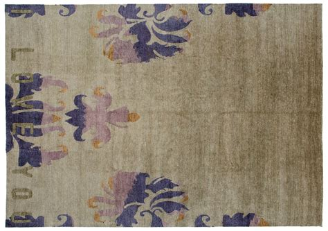 Handmade Silk Rugs - handmade silk rug i you by erba italia design giorgio