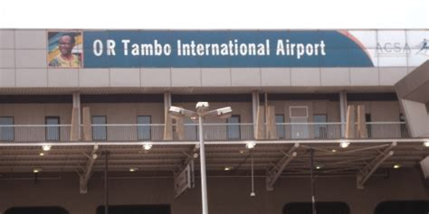 or tambo or tambo airport parking parkvia