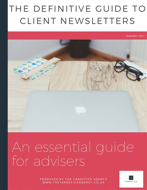 Helm Bogo Gresik the definitive guide to client newsletters