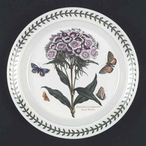 Portmeirion Botanic Garden Patterns Portmeirion Botanic Garden Sweet William Salad Plate 5056813 Ebay