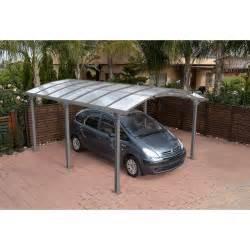 Merveilleux Leroy Merlin Jardin Cloture #3: carport-metal-arcadia-1-voiture-16-31-m2.jpg