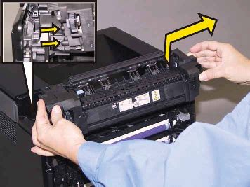 resetting dell printer replace fuser now message and reset on the dell 2135cn