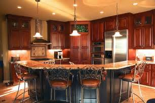 Black Kitchen Island With Seating Wood Floor White Kitchen Furnitureteams