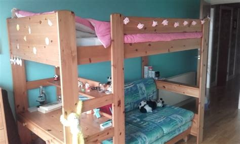 Stompa Bunk Beds Stompa Uno S Highsleeper With Desk Sofabed For Sale In Sandyford Dublin From Gerrysia