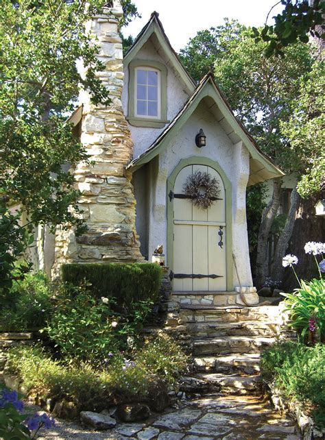 tiny house cottage wrinkly the opposite of irony fairy tale homes