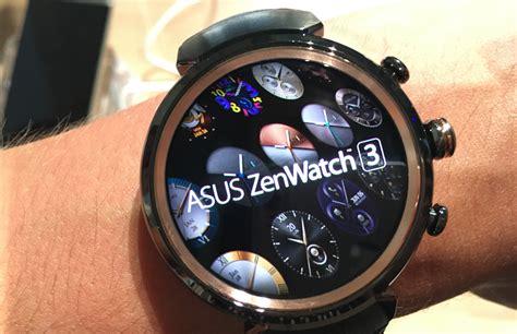 Zen Smartwatch asus zenwatch 3 preview android wear horloge getest