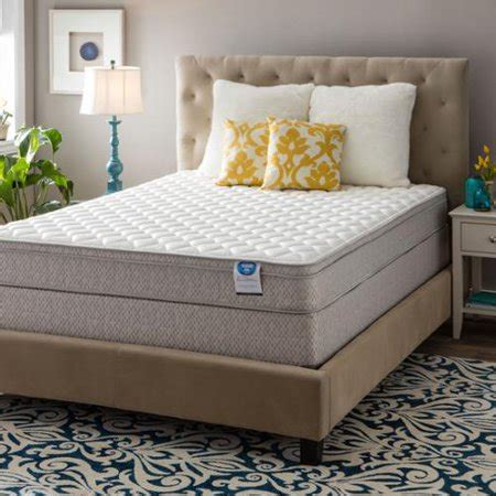 air value collection coletero size top mattress set brown beige walmart