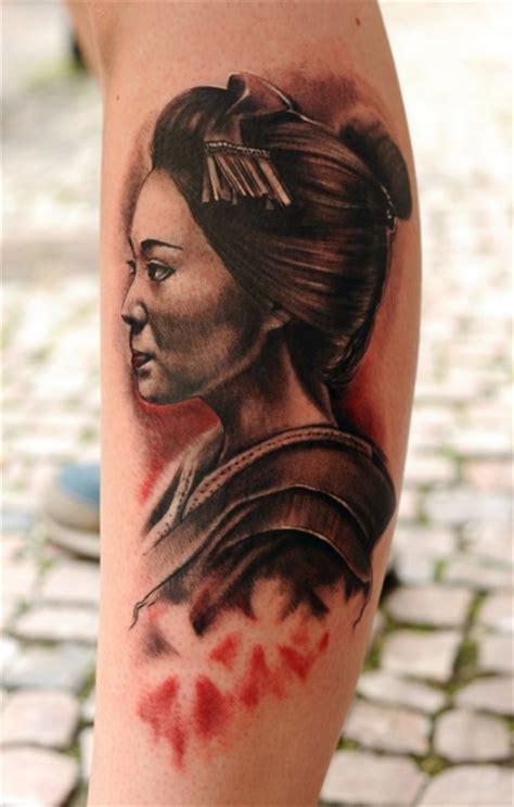 tattoo geisha vorlagen andyb geisha auf vorderseite tattoos von tattoo