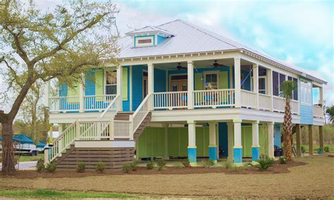 gulf coast cottage house plans