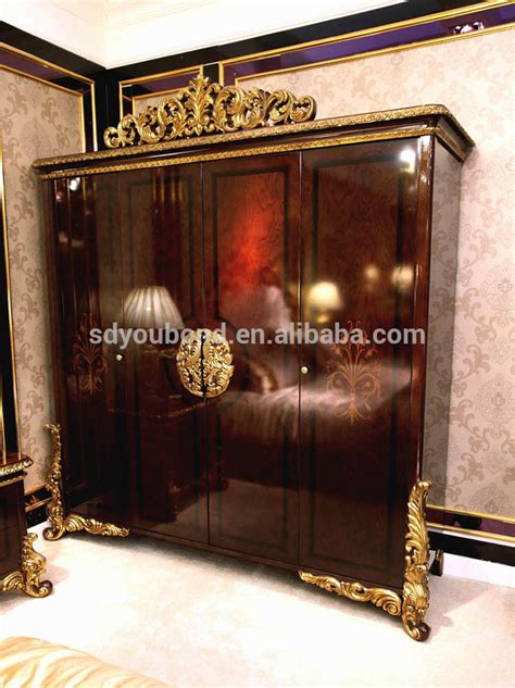 0063 high quality wooden palace furniture arabic solid