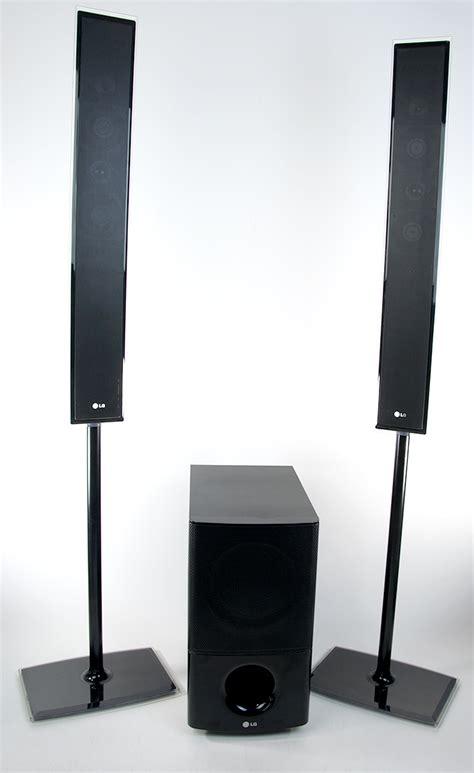 Speaker Subwoofer Lg lg surround sound speakers system stand subwoofer sb95pz