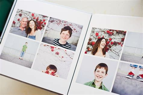 photo album layout photoshop photo book from design aglow good layout for a family