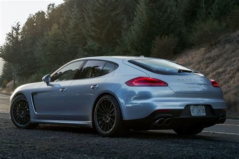2015 Porsche Panamera Information And Photos Zombiedrive