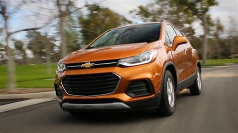 chevrolet trax review  road test youtube