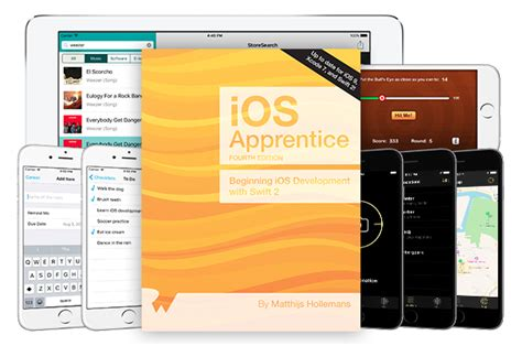 tvos apprentice third edition beginning tvos development with 4 books introducing the ios 9 feast