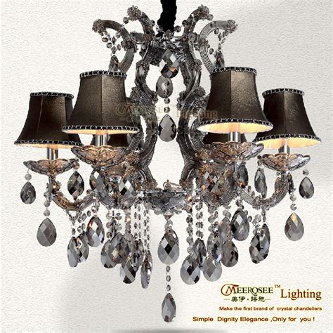 aliexpress buy modern 12 arms aliexpress buy sale modern chandelier lights theresawith lshades 6