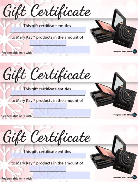 Mk Gift Card - mary kay gift card 37 best mary kay gift certificates images on pinterest gift km