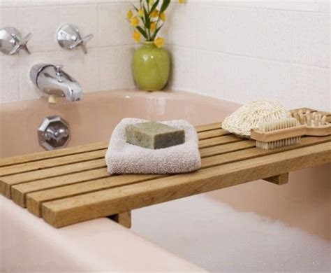 bathtub caddy wood best 25 bath caddy ideas on pinterest bathtub caddy