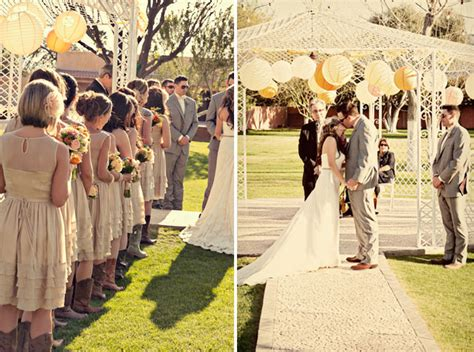 Vintage Wedding Aisle Songs by Real Wedding Drew S Mexican Rodeo Wedding