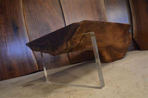 rustic walnut coffee table custom reclaimed walnut coffee table by dumond s custom