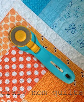 olfa pattern weights crazy mom quilts splash rotary cutter
