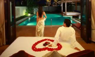 Honeymoon bedroom honeymoon bed decoration romantic honeymoon bed