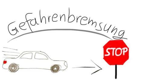 Faustformel Bremsweg Motorrad by Gefahrenbremsung Richtig Berechnen