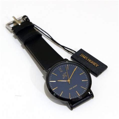 jims honey jam tangan pria kode   ukuran mm