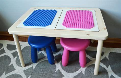 ikea flisat table the best lego table ikea hack whisking mama