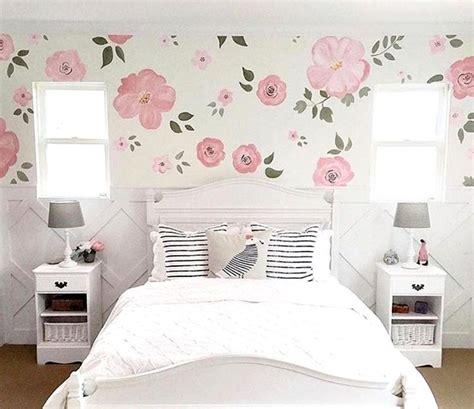 wallpaper dinding kamar tidur anak muda 22 desain kamar tidur anak perempuan sederhana