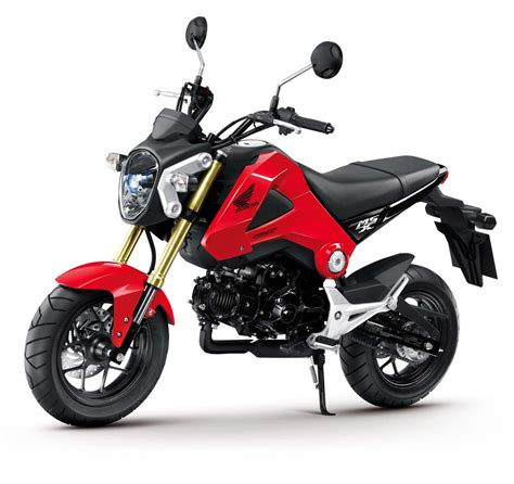 Motorrad Honda 125 by More Pictures Of The 2013 Honda Msx125 Motorcycle News