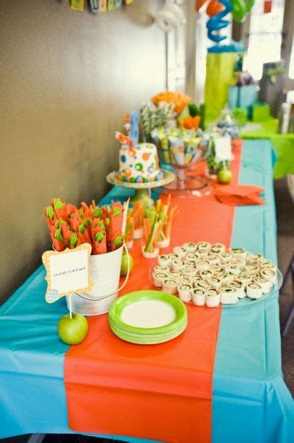 Orange Baby Shower Themes by 39 Best Blue Green Orange Baby Shower Images On