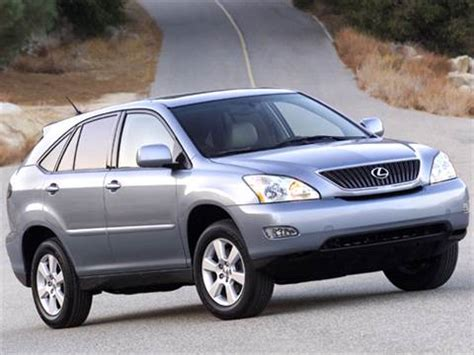 lexus models 2005 2005 lexus rx pricing ratings reviews kelley blue book