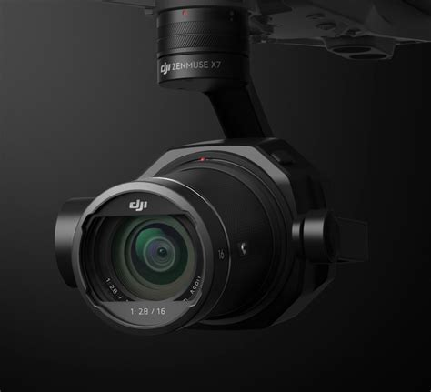 Dji Zenmuse dji zenmuse x7 6k officially announced photo rumors