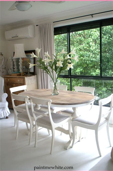Dining Table In White Kitchen 25 Best Ideas About Dining Table Makeover On