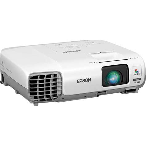 Proyektor Wxga epson powerlite 99wh 3000 lumen wxga 3lcd multimedia