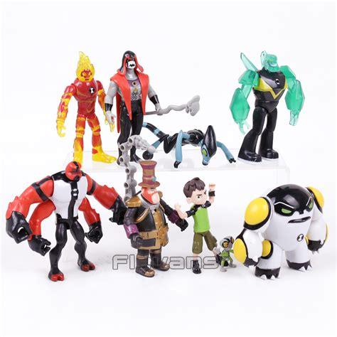 ben 10 toys ben 10 ben tennyson pvc figures toys ferry