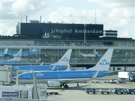 schiphol destinations amsterdam s schiphol airport nears safety limits news