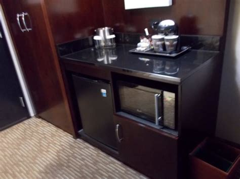room microwave in room coffee center refrig microwave picture of doubletree by hotel chattanooga
