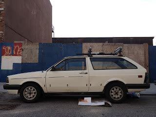 cscb home: 1989 volkswagen fox gl two door wagon