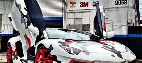 Pimp Lamborghini by Chris Brown Pimp Sa Lamborghini Aventador