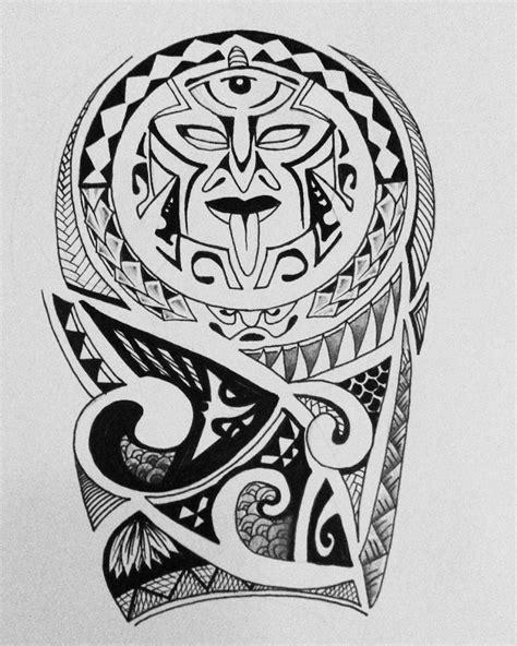 tatuaggi tribali il significato e le immagini pi disegni tatuaggi maori disegno maori best ideas