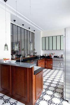 s駱aration vitr馥 entre cuisine et salon am 233 nagement cuisine ouverte sur salon cuisine et