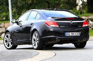 Vauxhall Insignia Saloon Vauxhall Insignia 2 0t Saloon Review Autocar