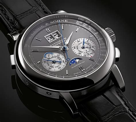 a lange s 246 hne datograph perpetual new for sihh