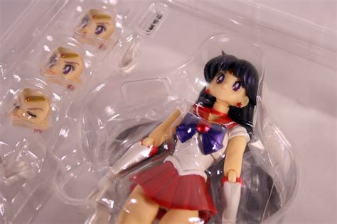 Sailor Mars Casing s h figuarts sailor mars myfigurecollection net