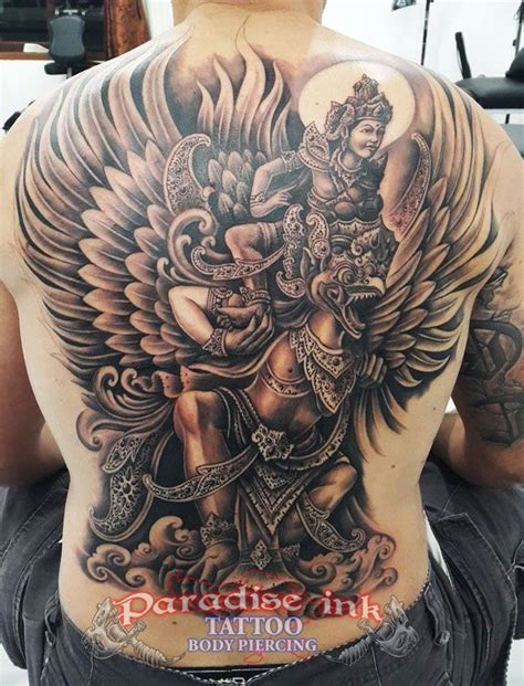 garuda tattoo 34 best images about ninas on behance