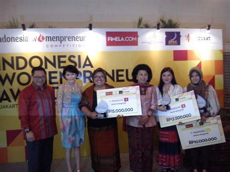 Make Up Di Laris Salon Benhil fitinline fitinline di ajang indonesia womenpreneur